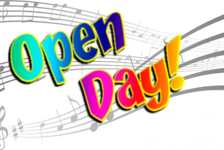open day musicale logo
